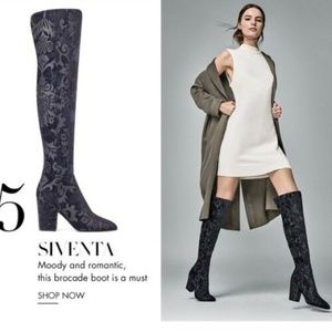 New Nine West Siventa Over the Knee Boot 6